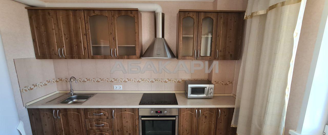 1к квартира Новосибирская ул., 1А 9/16 - 42кв   28000   аренда в Красноярске фото 5