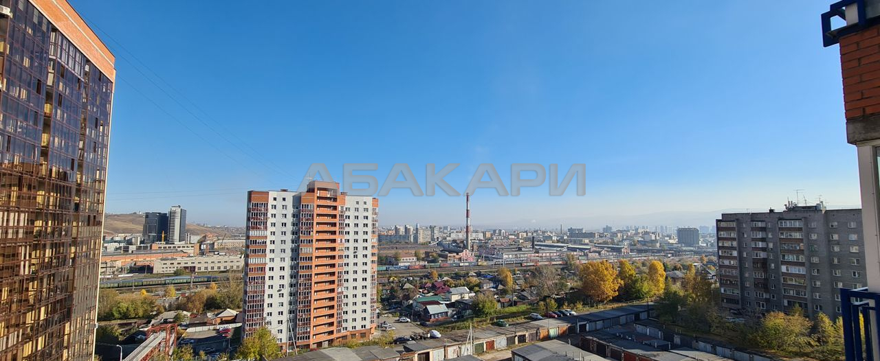 1к квартира Новосибирская ул., 1А 9/16 - 42кв   28000   аренда в Красноярске фото 27