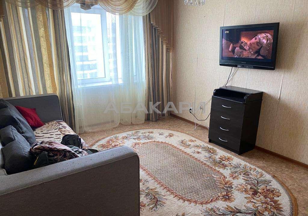 1к квартира ул. Микуцкого, 3 12/16 - 42кв | 13000 | аренда в Красноярске фото 5