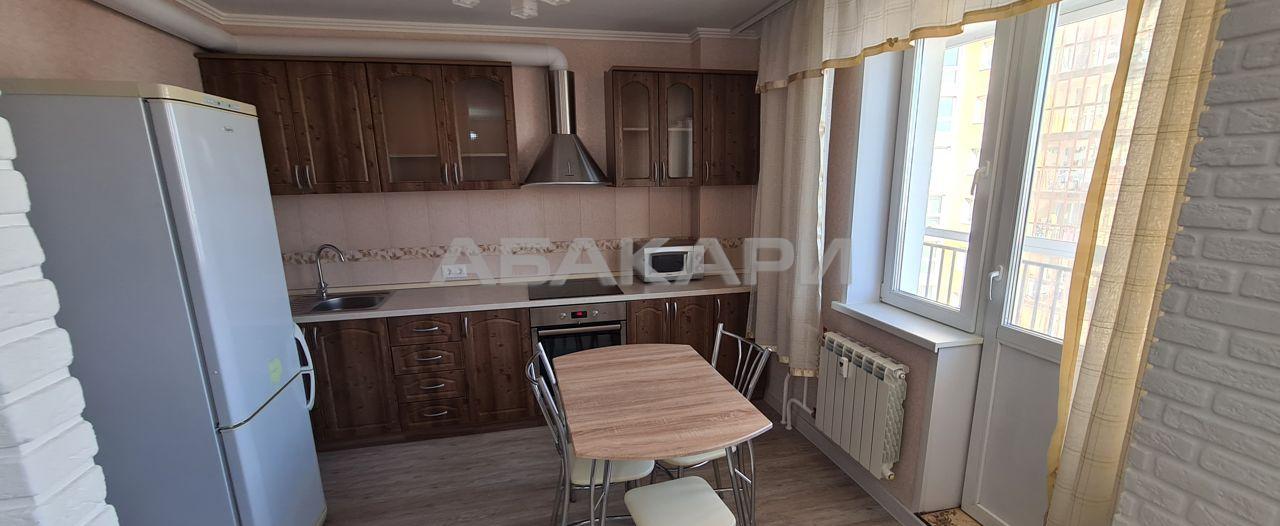 1к квартира Новосибирская ул., 1А 9/16 - 42кв   28000   аренда в Красноярске фото 4
