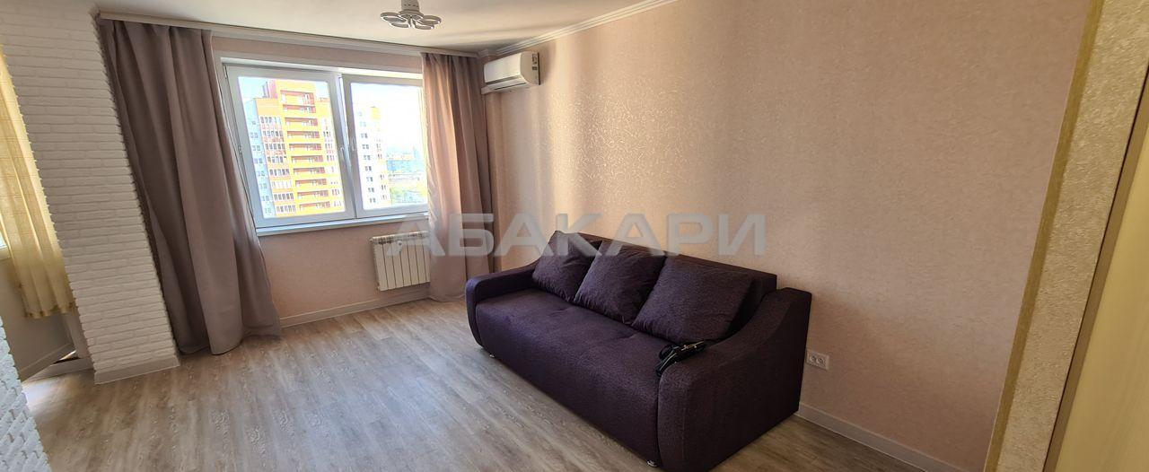 1к квартира Новосибирская ул., 1А 9/16 - 42кв   28000   аренда в Красноярске фото 7