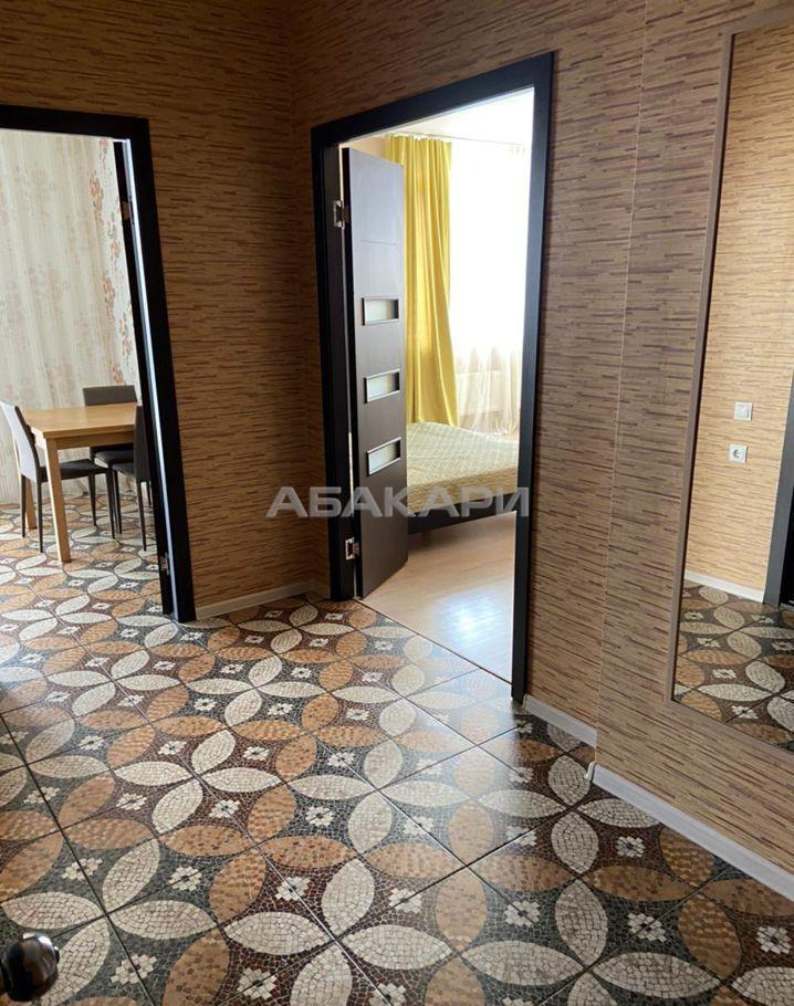 1к квартира ул. Алексеева, 43 6/25 - 454кв | 26000 | аренда в Красноярске фото 11