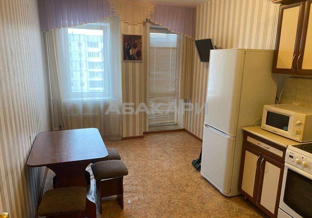 1к квартира ул. Микуцкого, 3 12/16 - 42кв | 13000 | аренда в Красноярске фото 2