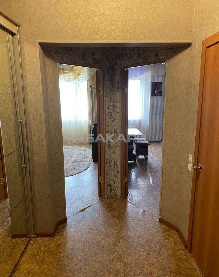 1к квартира ул. Микуцкого, 3 12/16 - 42кв | 13000 | аренда в Красноярске фото 4