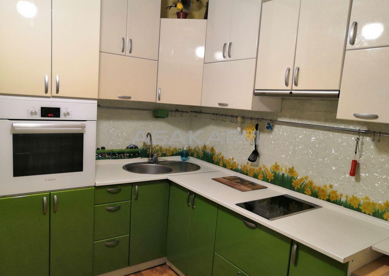 1к квартира ул. 9 Мая, 63 5/10 - 35кв   22000   аренда в Красноярске фото 5