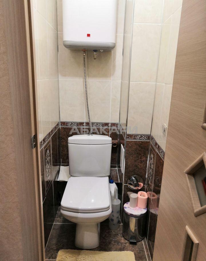 1к квартира ул. 9 Мая, 63 5/10 - 35кв   22000   аренда в Красноярске фото 7
