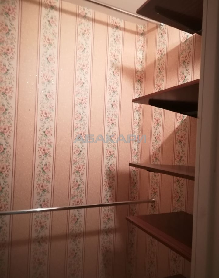 1к квартира ул. Любы Шевцовой, 74 10/10 - 40кв | 20000 | аренда в Красноярске фото 10