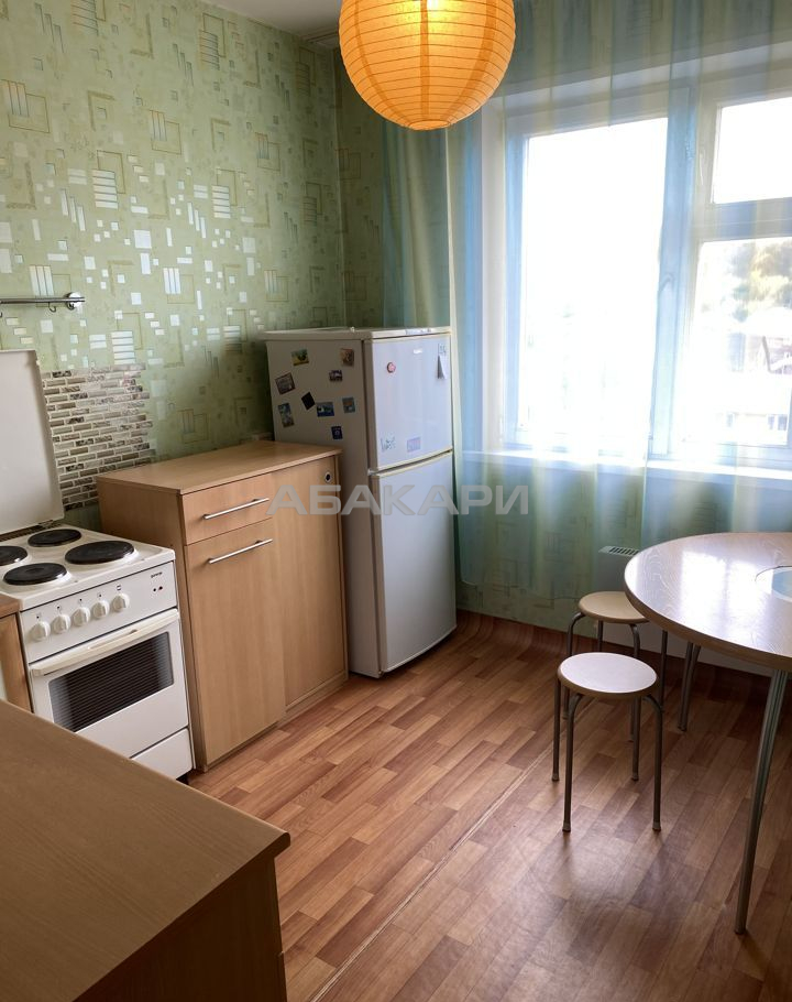 1к квартира , ул. Серова, 38 7/9 - 41кв | 15000 | аренда в Красноярске фото 2