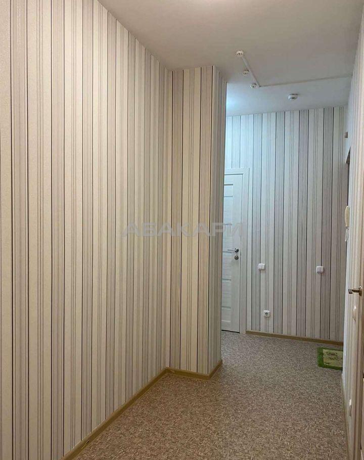 3к квартира ул. Лесников, 25 15/25 - 67кв | 25000 | аренда в Красноярске фото 9
