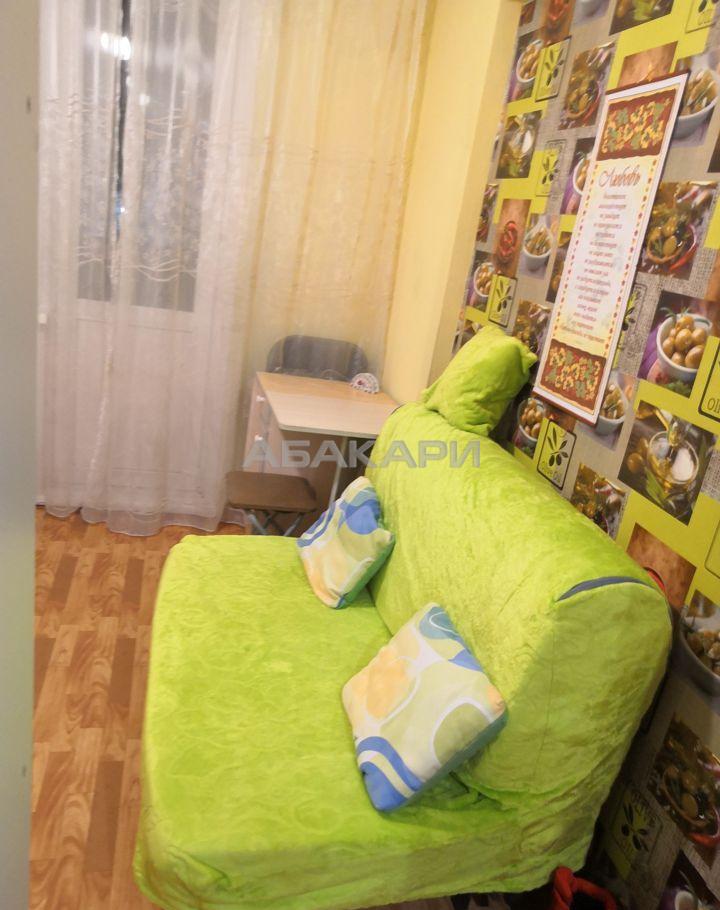 1к квартира ул. 9 Мая, 63 5/10 - 35кв   22000   аренда в Красноярске фото 12
