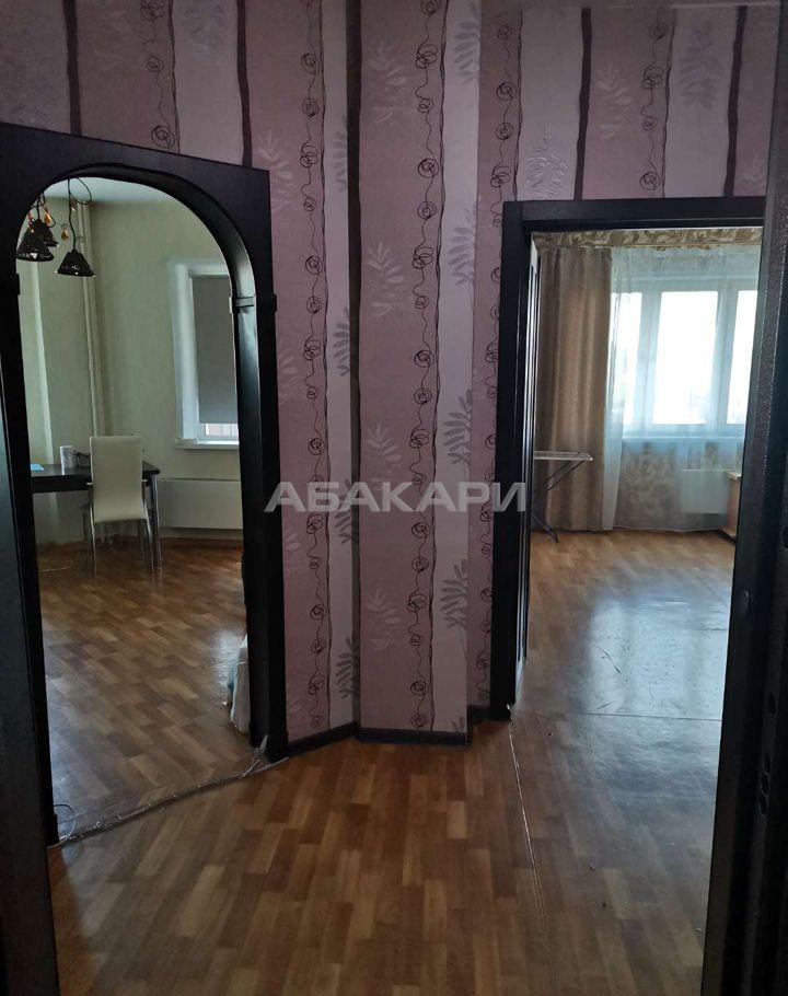 1к квартира ул. Мужества, 16 7/17 - 46кв   18000   аренда в Красноярске фото 4