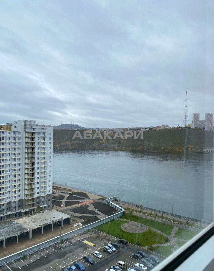 3к квартира ул. Лесников, 25 15/25 - 67кв | 25000 | аренда в Красноярске фото 0