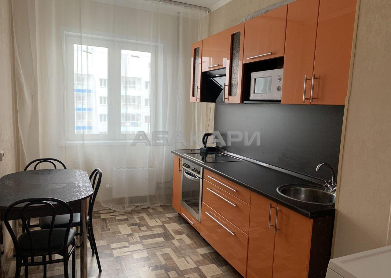 1к квартира Ярыгинская наб., 3 24/25 - 37кв   20000   аренда в Красноярске фото 3
