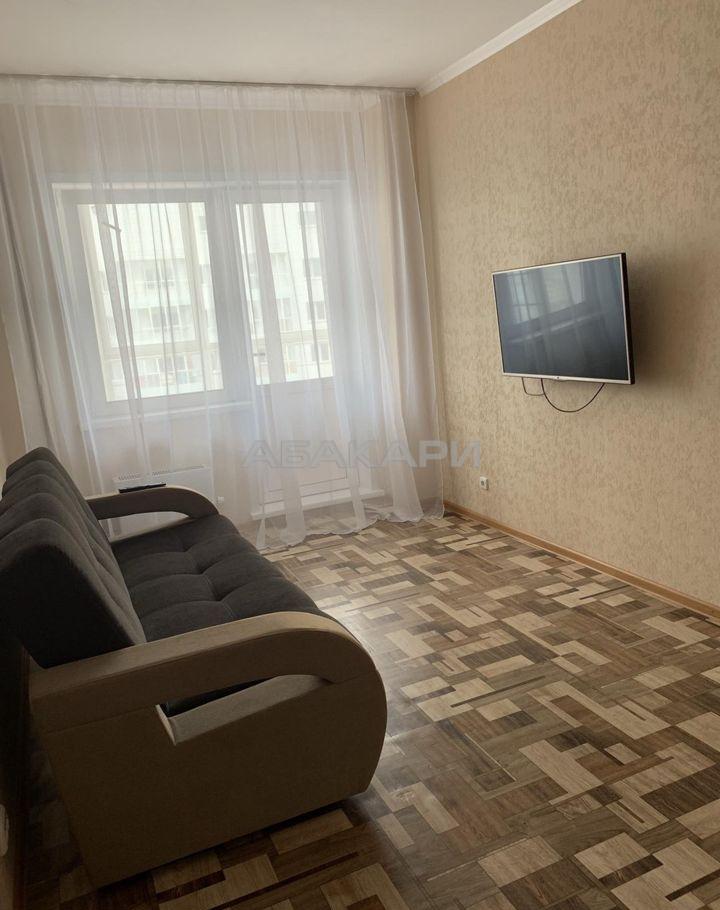 1к квартира Ярыгинская наб., 3 24/25 - 37кв   20000   аренда в Красноярске фото 1