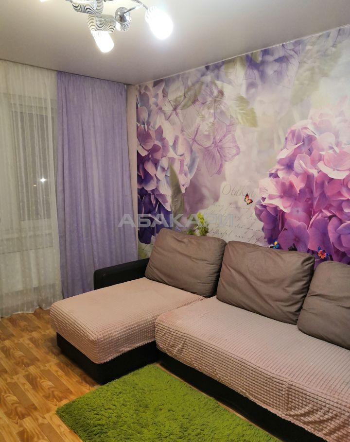 1к квартира ул. 9 Мая, 63 5/10 - 35кв   22000   аренда в Красноярске фото 0