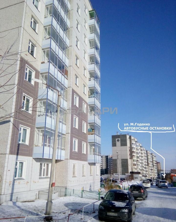 1к квартира ул. Кравченко, 2 10/10 - 44кв   18000   аренда в Красноярске фото 15