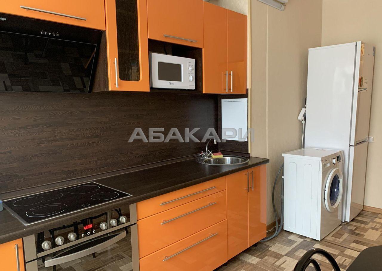 1к квартира Ярыгинская наб., 3 24/25 - 37кв   20000   аренда в Красноярске фото 2
