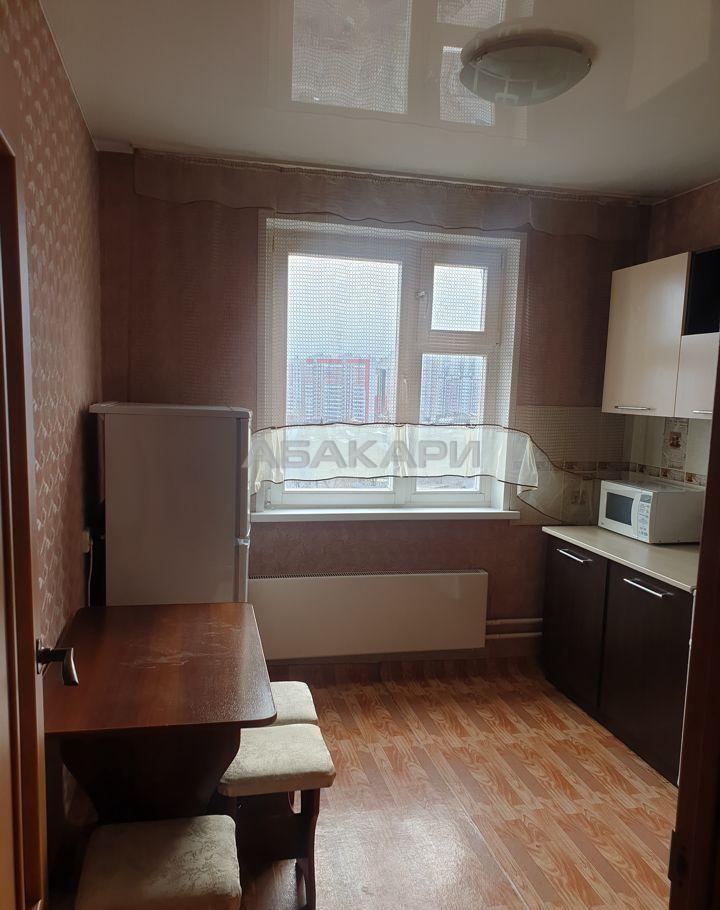 1к квартира ул. Кравченко, 2 10/10 - 44кв   18000   аренда в Красноярске фото 1