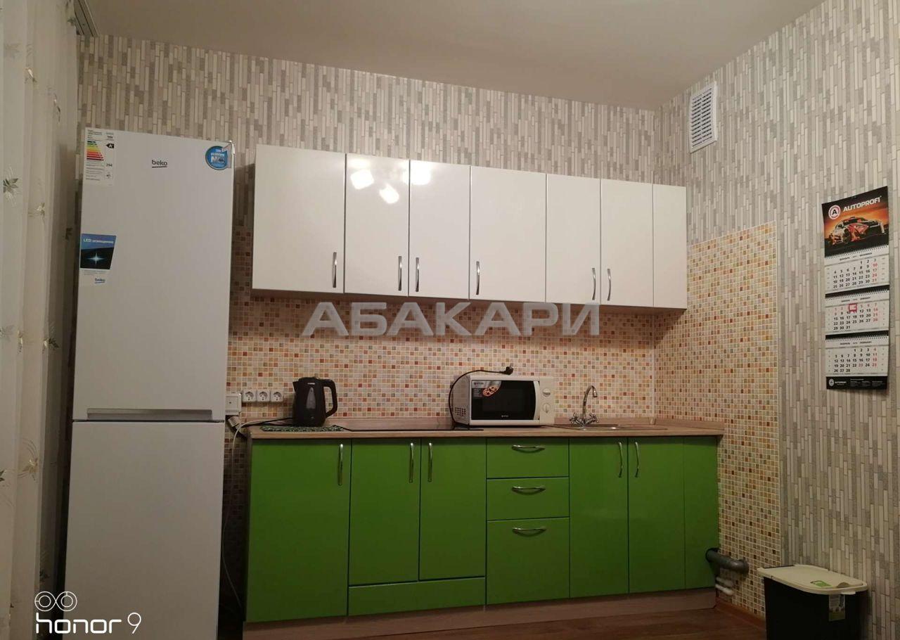 1к квартира Ольховая ул., 6 2/9 - 27кв   13000   аренда в Красноярске фото 1