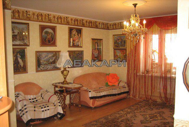 2к квартира ул. Менжинского, 11А 6/10 - 76кв | 25000 | аренда в Красноярске фото 5