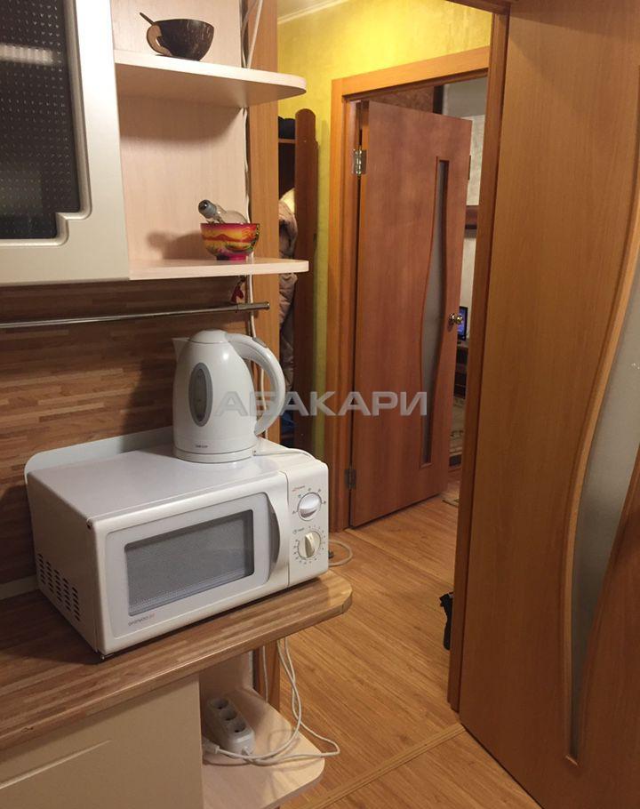 1к квартира ул. Крупской, 44 3/9 - 28кв | 15000 | аренда в Красноярске фото 1