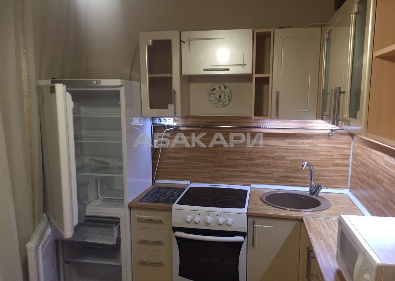 1к квартира ул. Крупской, 44 3/9 - 28кв | 15000 | аренда в Красноярске фото 0