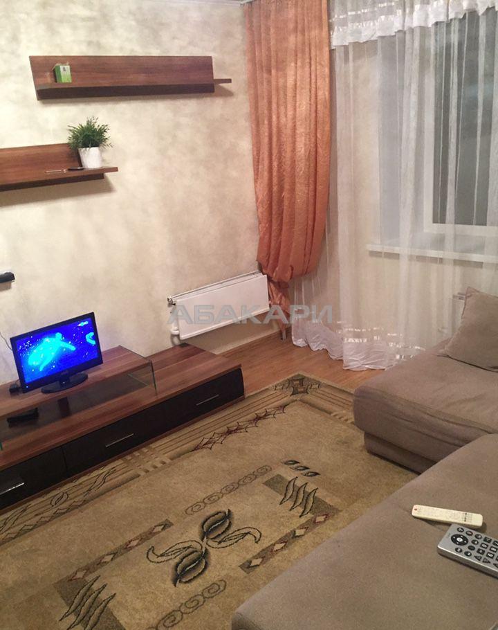 1к квартира ул. Крупской, 44 3/9 - 28кв | 15000 | аренда в Красноярске фото 5