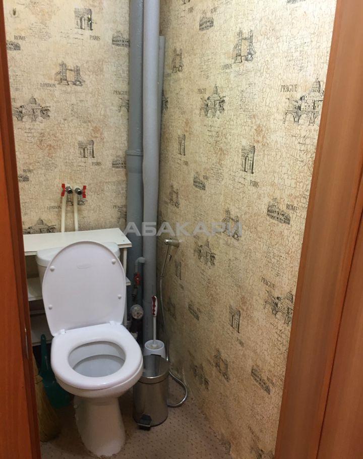 1к квартира ул. Крупской, 44 3/9 - 28кв | 15000 | аренда в Красноярске фото 3