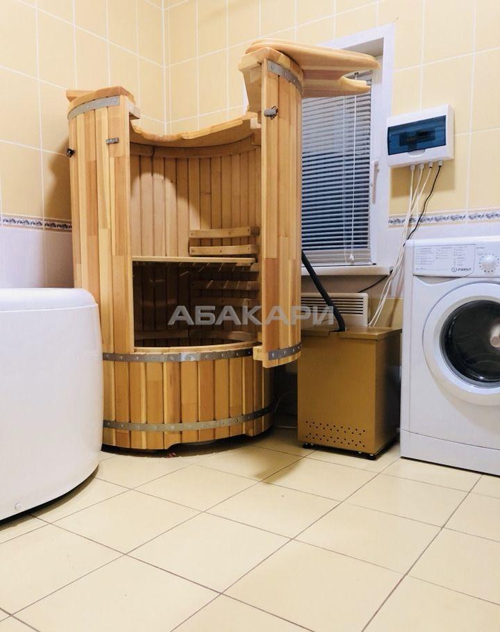 4к квартира Благодатная ул., 28 2/2 - 130кв | 100 | аренда в Красноярске фото 4