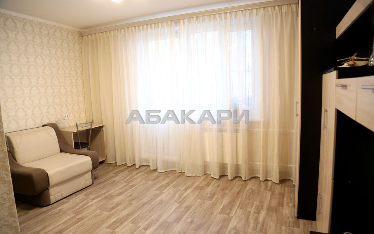 1к квартира ул. 9 Мая, 42 6/9 - 33кв | 21000 | аренда в Красноярске фото 1