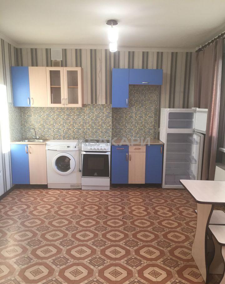 1к квартира Караульная ул., 38 3/16 - 32кв   14000   аренда в Красноярске фото 3