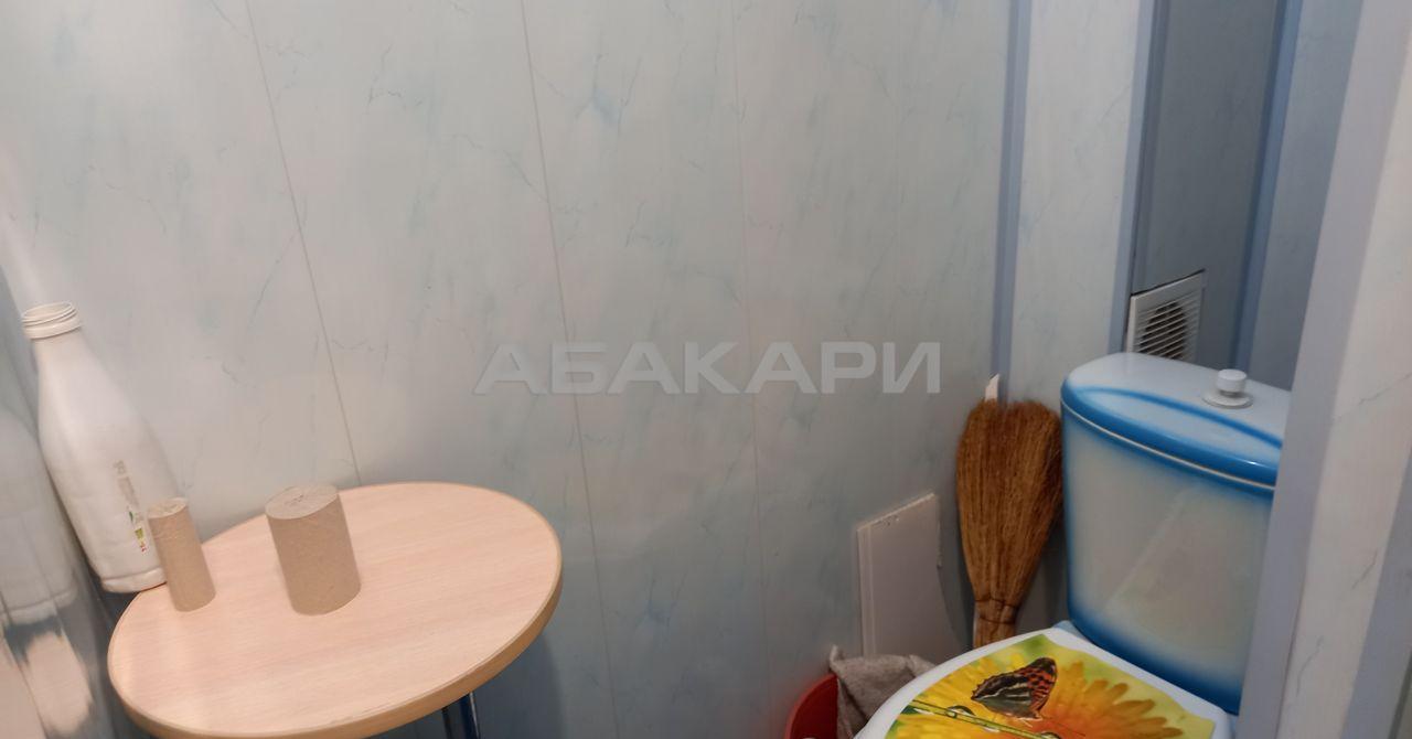1к квартира Судостроительная ул., 52А 4/9 - 33кв | 16000 | аренда в Красноярске фото 6