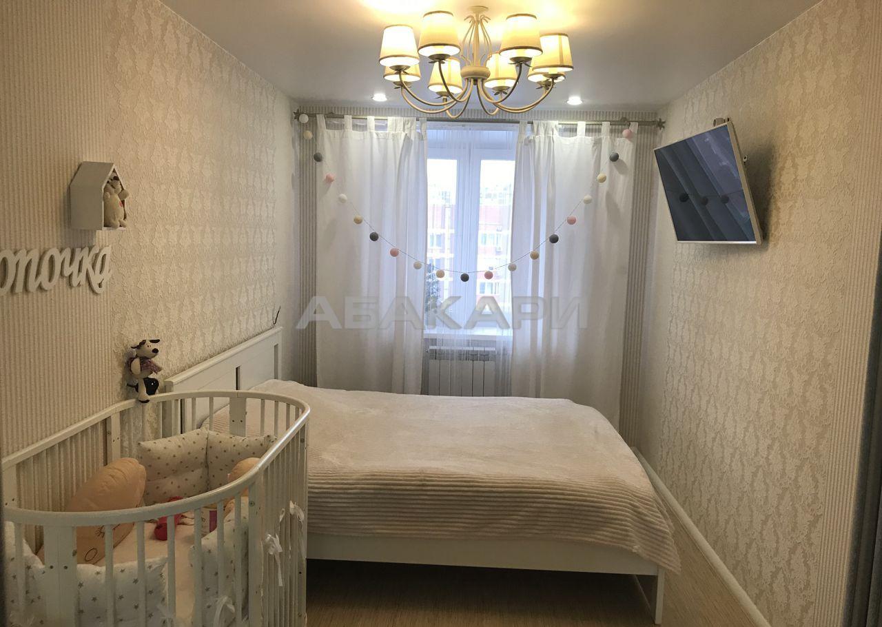 2к квартира ул. 9 Мая, 59 10/10 - 54кв | 27000 | аренда в Красноярске фото 1