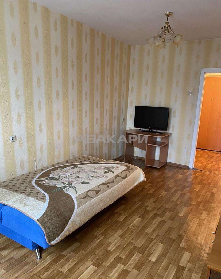 1к квартира ул. Чернышевского, 98 2/14 - 359кв | 15000 | аренда в Красноярске фото 0