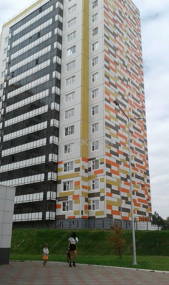 1к квартира ул. Елены Стасовой, 50И 6/14 - 40кв   16000   аренда в Красноярске фото 0