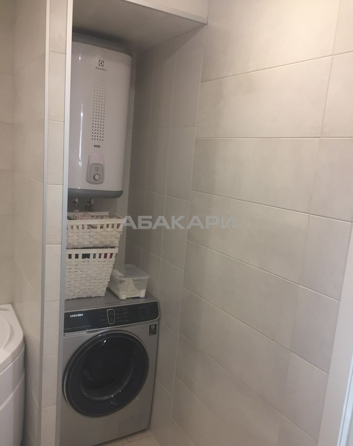 2к квартира ул. 9 Мая, 59 10/10 - 54кв | 27000 | аренда в Красноярске фото 7