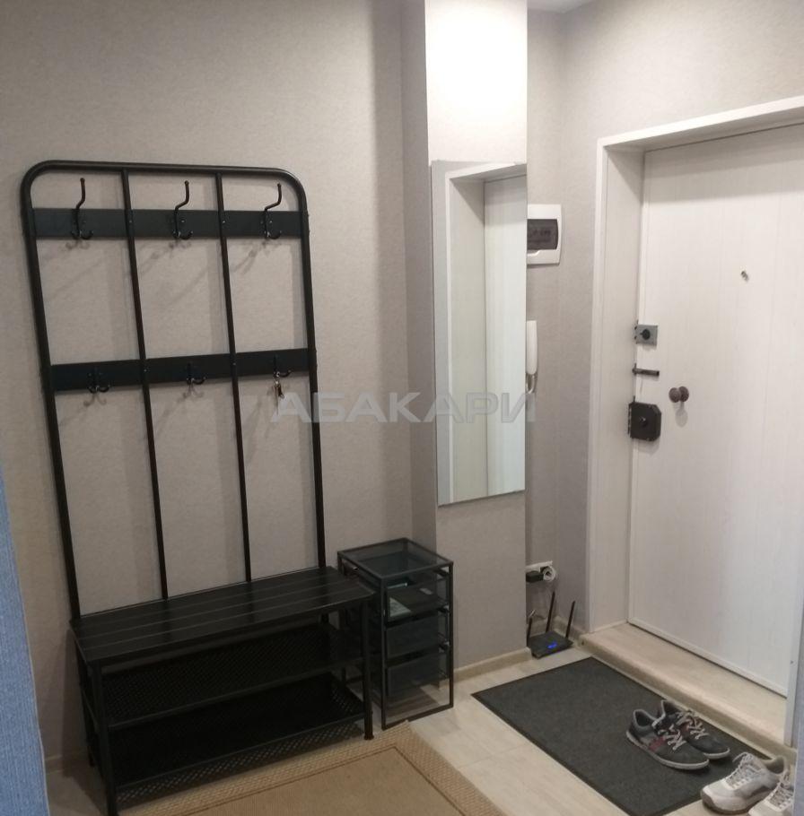 1к квартира ул. 9 Мая, 65 9/10 - 38кв   27000   аренда в Красноярске фото 1