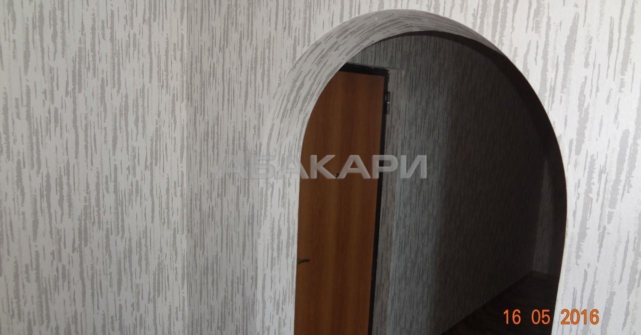 1к квартира Уютный пер., 9 4/16 - 402кв | 13000 | аренда в Красноярске фото 12