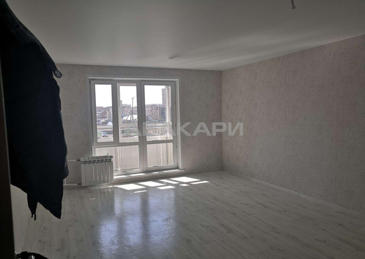 1к квартира Апрельская ул., 6 3/17 - 35кв   12000   аренда в Красноярске фото 0