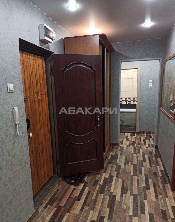 2к квартира ул. Менжинского, 24 8/10 - 54кв   18000   аренда в Красноярске фото 7