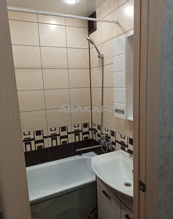 2к квартира ул. Менжинского, 24 8/10 - 54кв   18000   аренда в Красноярске фото 0