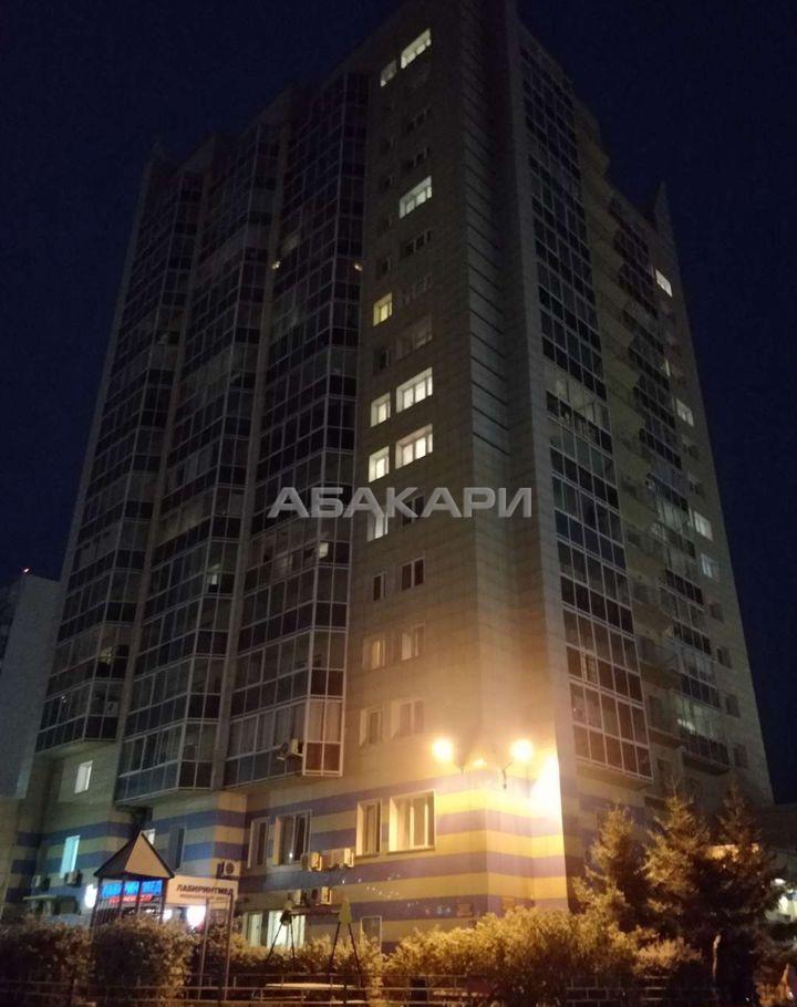 1к квартира ул. Вильского, 16Г 5/16 - 40кв | 15000 | аренда в Красноярске фото 0