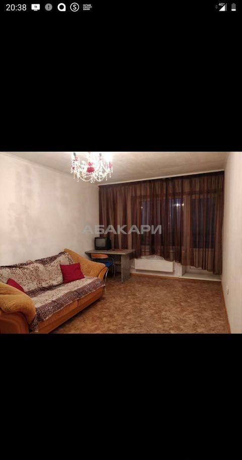 1к квартира ул. Вильского, 16Г 5/16 - 40кв | 15000 | аренда в Красноярске фото 1
