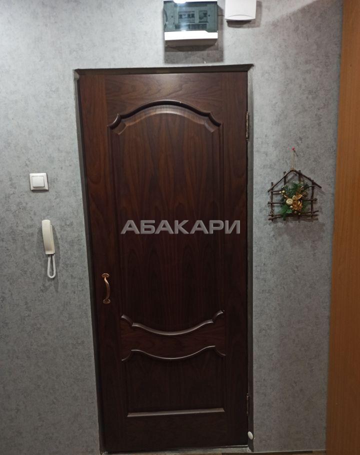 2к квартира ул. Менжинского, 24 8/10 - 54кв   18000   аренда в Красноярске фото 2