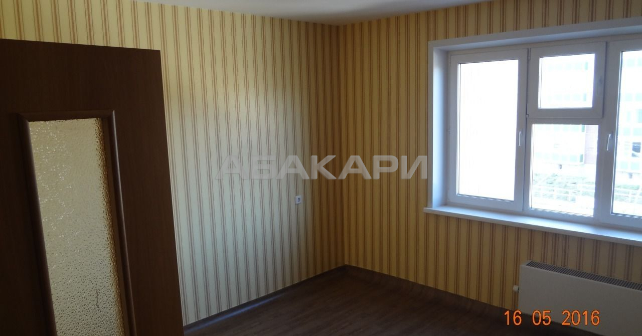 1к квартира Уютный пер., 9 4/16 - 402кв | 13000 | аренда в Красноярске фото 1