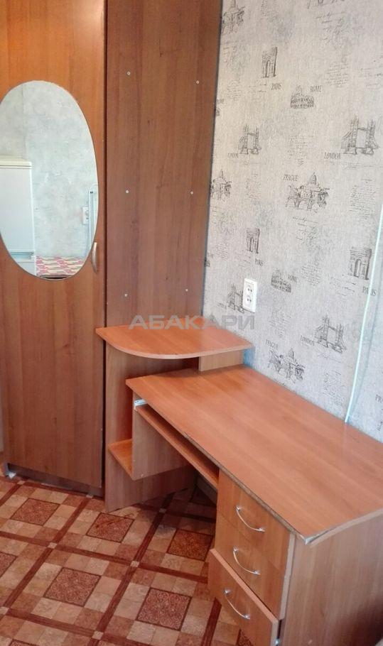 1к квартира ул. Воронова, 41 4/5 - 12кв   10000   аренда в Красноярске фото 1