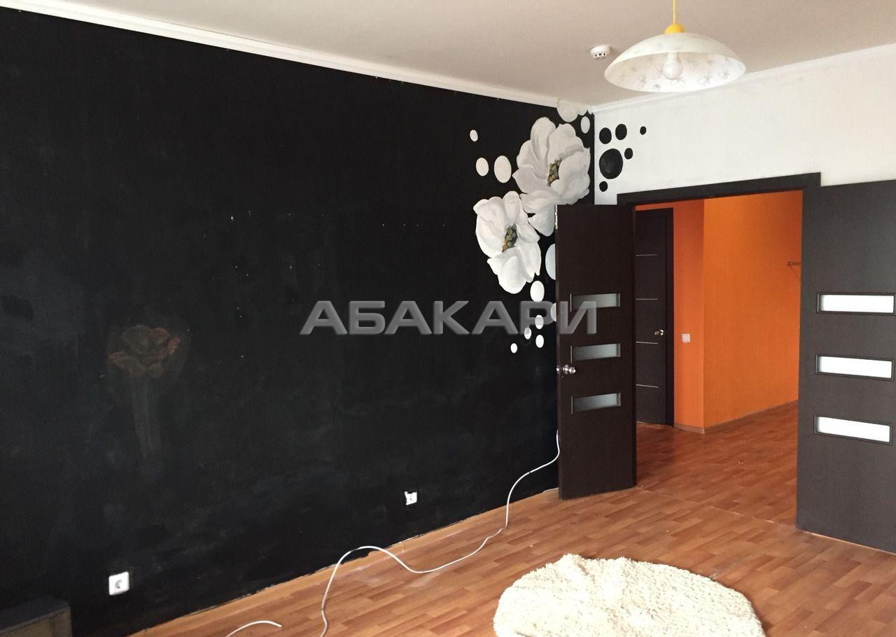 1к квартира ул. Алексеева, 43 2/24 - 50кв   19000   аренда в Красноярске фото 1