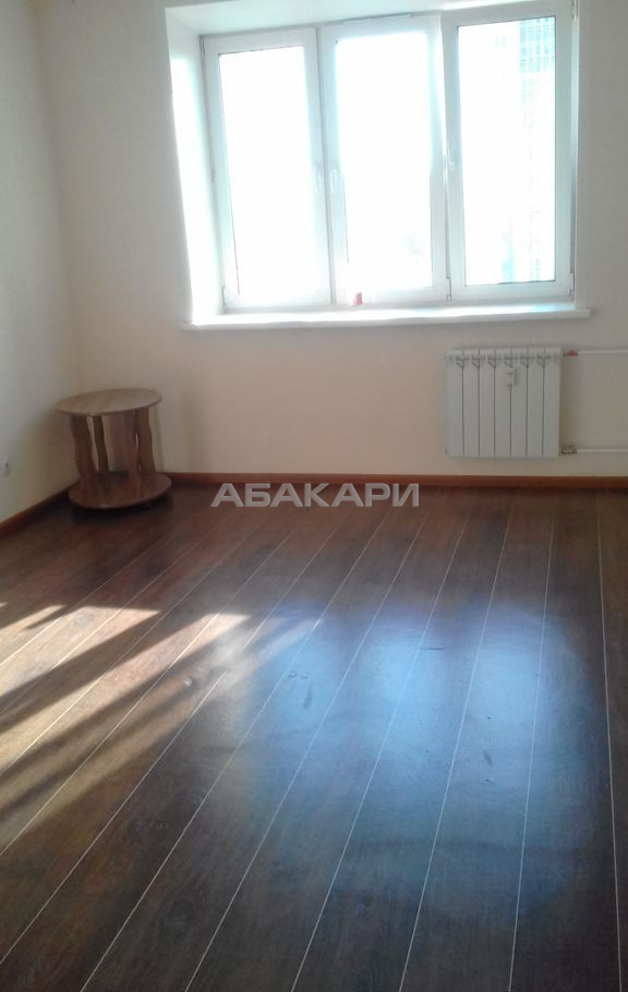 1к квартира Апрельская ул., 7 6/9 - 378кв | 15000 | аренда в Красноярске фото 3