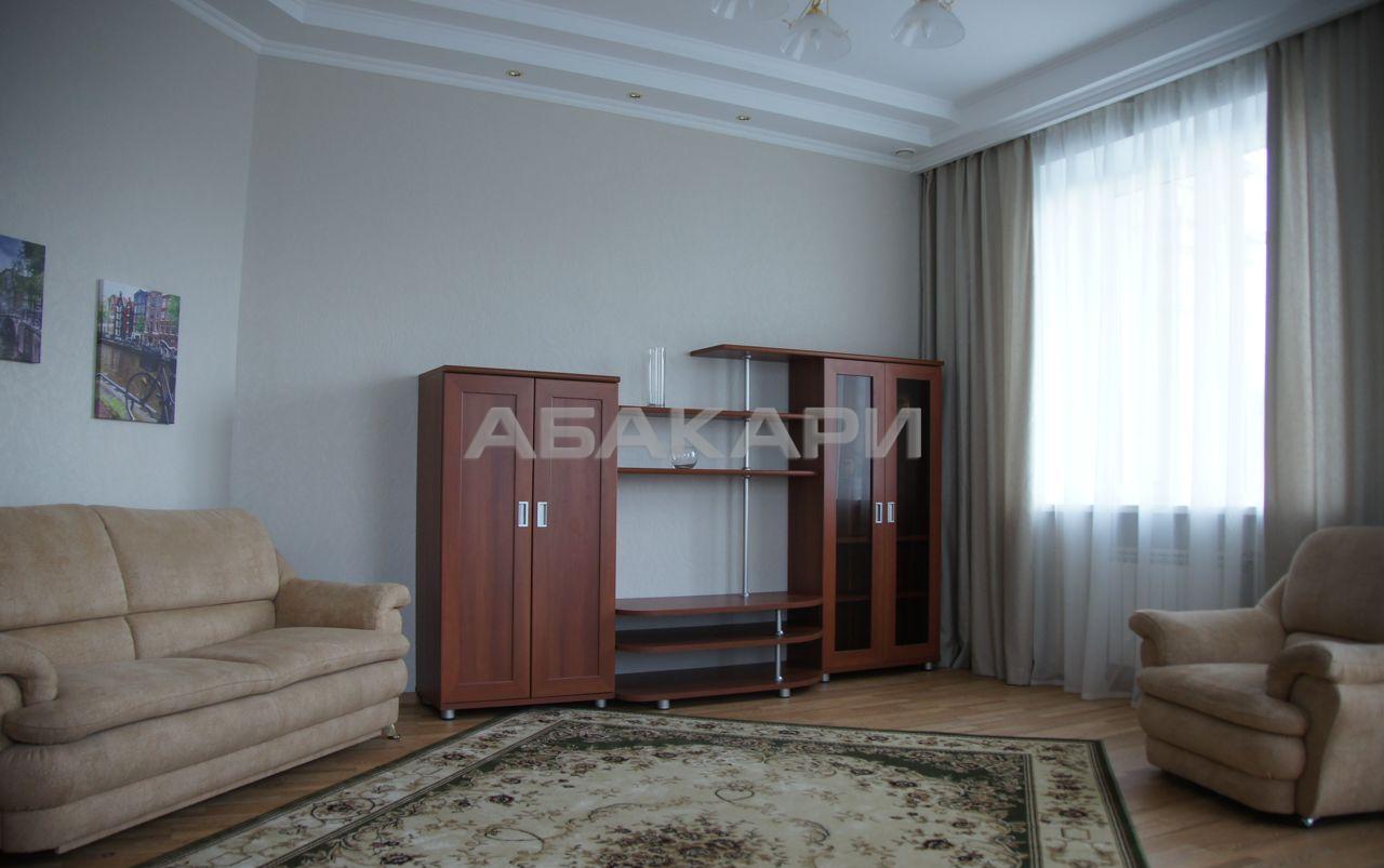 2к квартира ул. Ленина, 116 4/5 - 60кв | 45000 | аренда в Красноярске фото 1