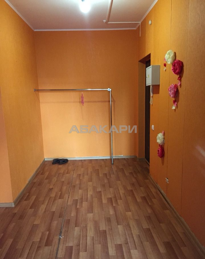 1к квартира ул. Алексеева, 43 2/24 - 50кв   19000   аренда в Красноярске фото 0